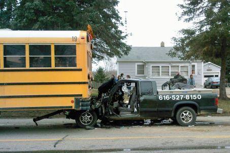 Belal Hamideh Law bus crash