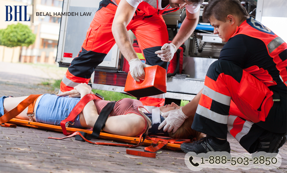 A Victim of Negligence Needs an Injury Attorney in Los Angeles