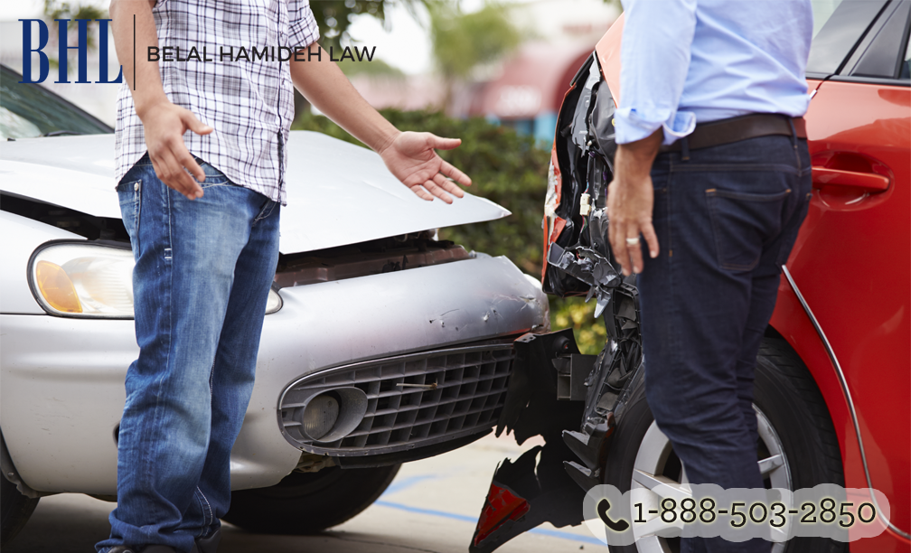 How to Deal with a Car Accident in Los Angeles