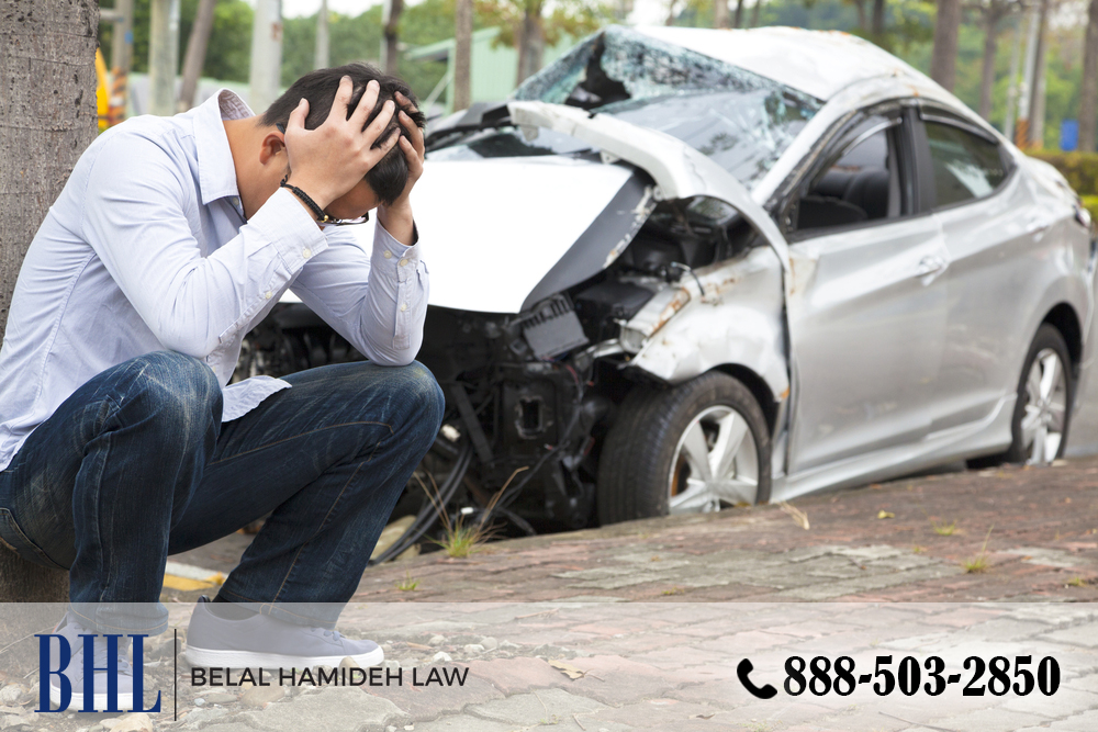 a Car Accident Attorney in Los Angeles