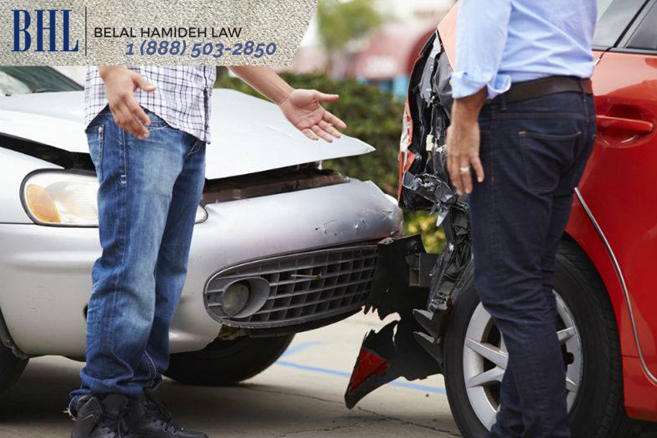 Dealing with the Inevitable Car Accident in Los Angeles
