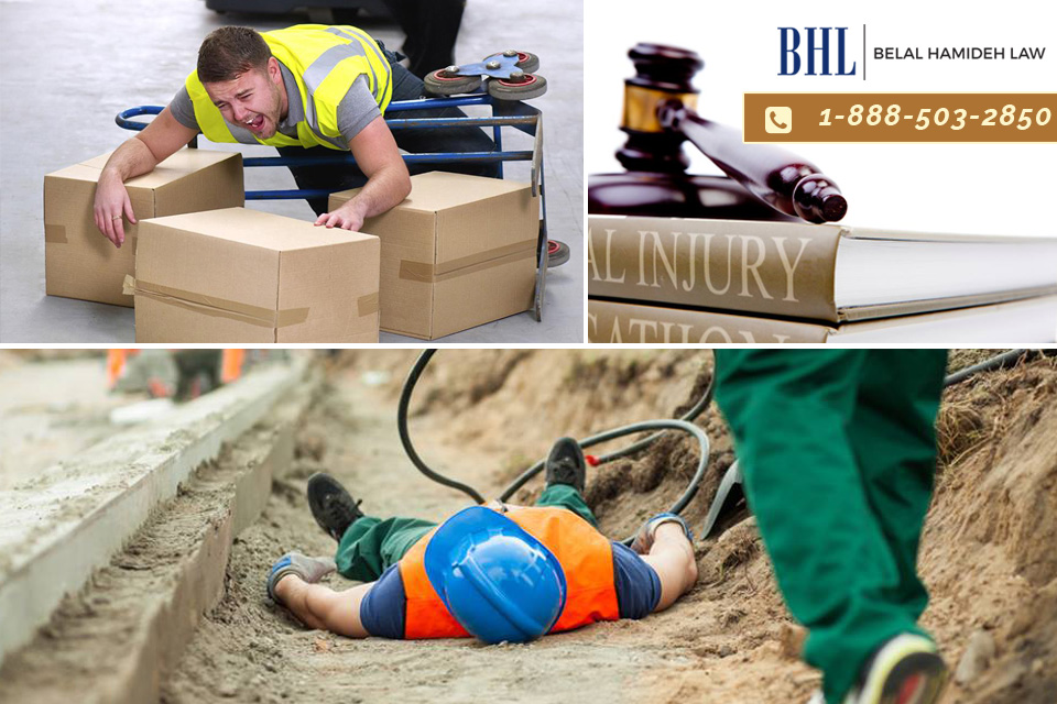 Hire a Workman's Comp Attorney in Los Angeles When You are Injured on the Job