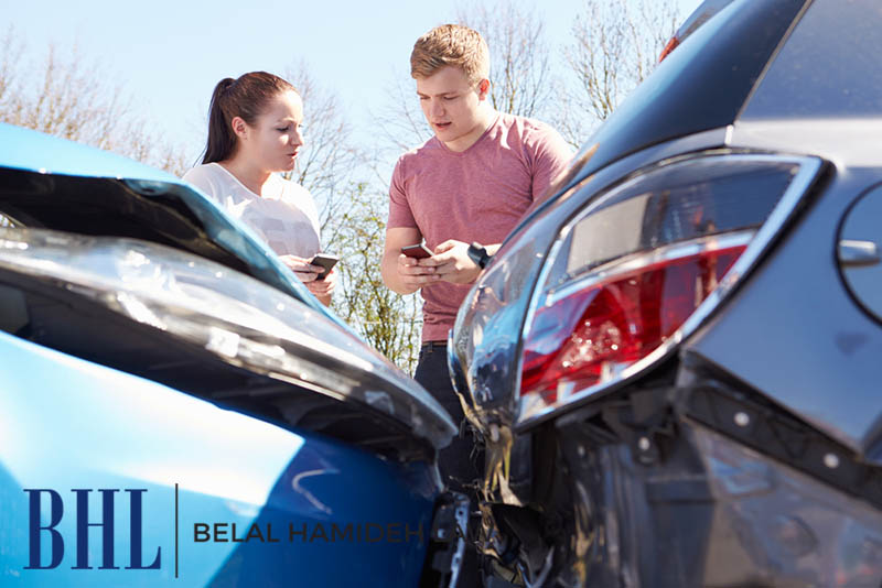 What to Do After a Car Accident in Los Angeles