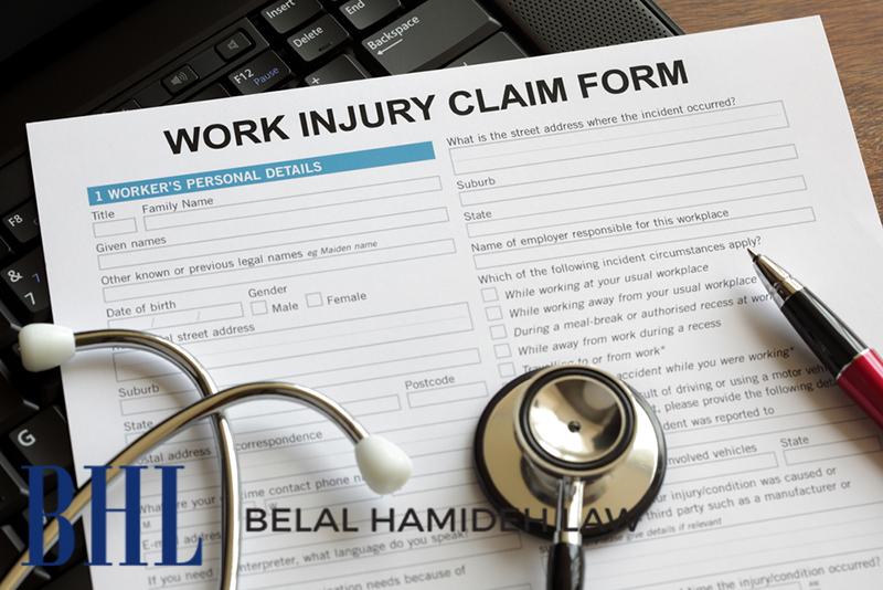 Workman's Compensation Attorney Los Angeles