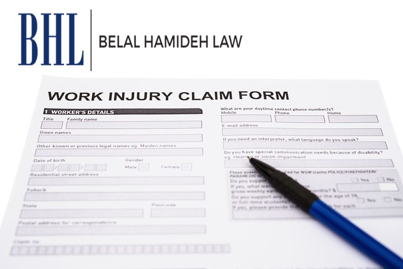 Workers Comp Attorney in Los Angeles