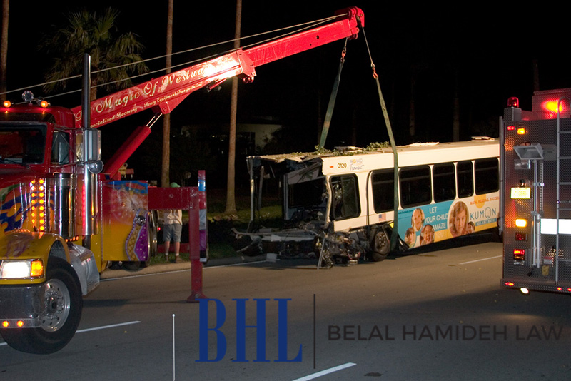 Avoid Complications and Get a Bus Worker's Compensation Attorney in Los Angeles