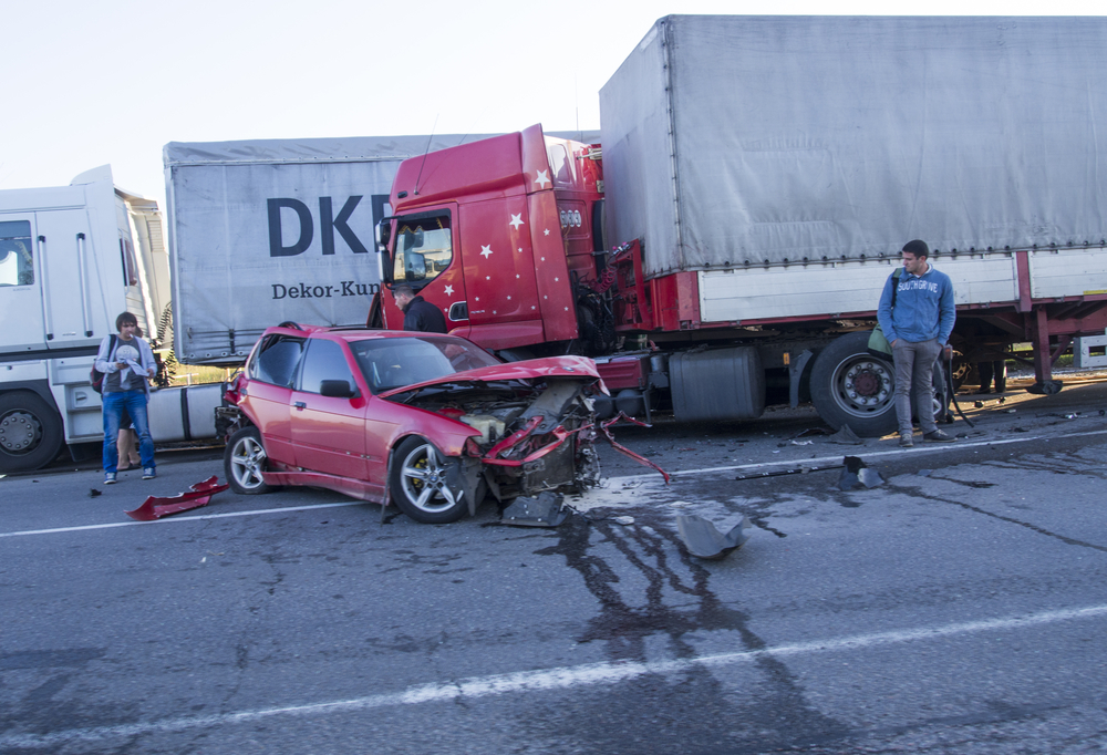 Top Truck Worker's Compensation Attorney in Los Angeles