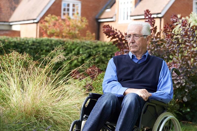 Signos de descuido en asilos de ancianos