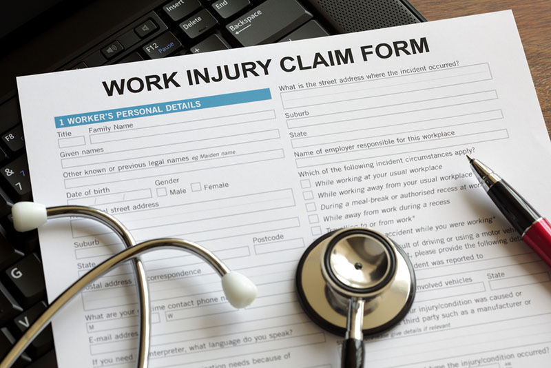 Work Injury Attorney in Los Angeles