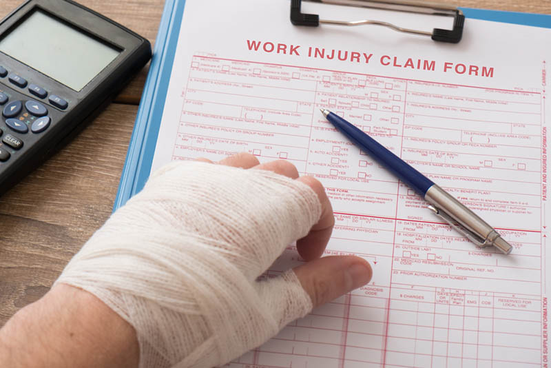 worker's compensation attorney in Los Angeles CA